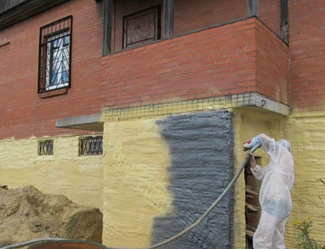 Утеплення стін та фасадів фото